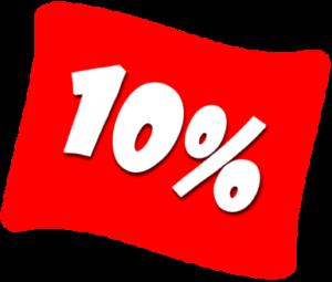При бронировании с сайта -10%!